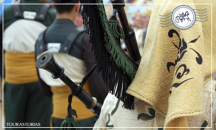 Fiestas en Asturias durante agosto.