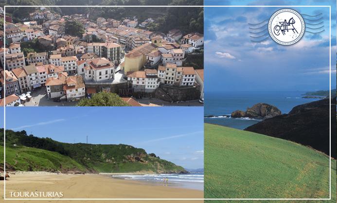Ruta por la costa asturiana. Qué hay que ver.