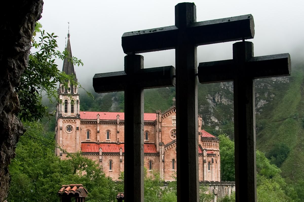 Visita guiada a Covadonga en Asturias