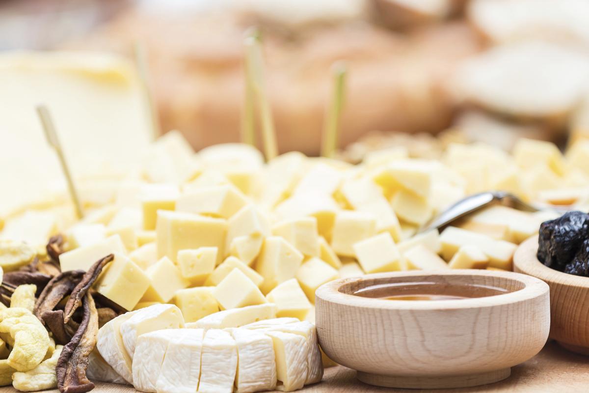 Degustación de quesos y sidra en Asturias