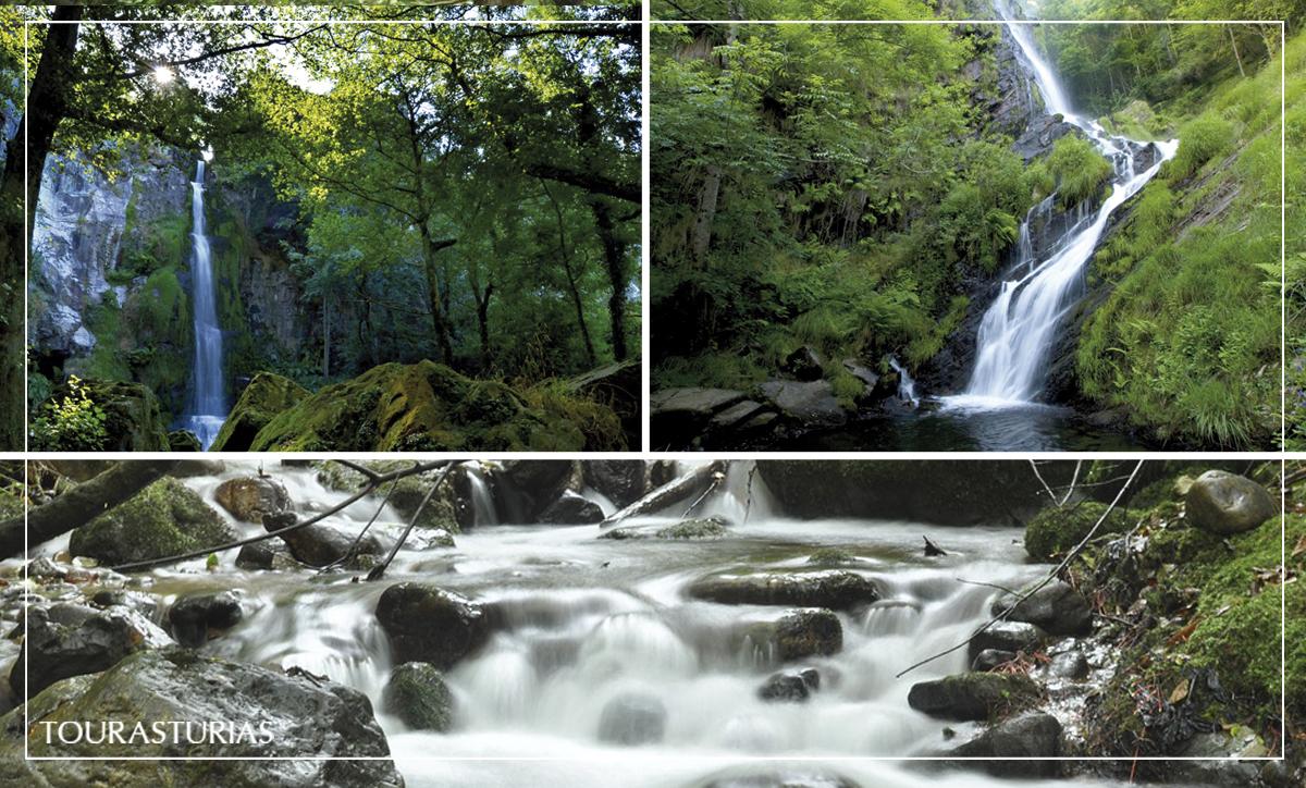 Mejores cascadas en Asturias