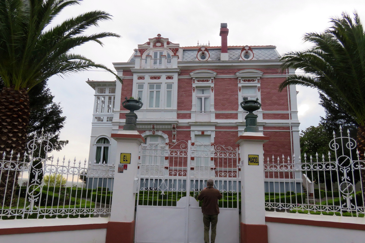Arquitectura indiana en Asturias