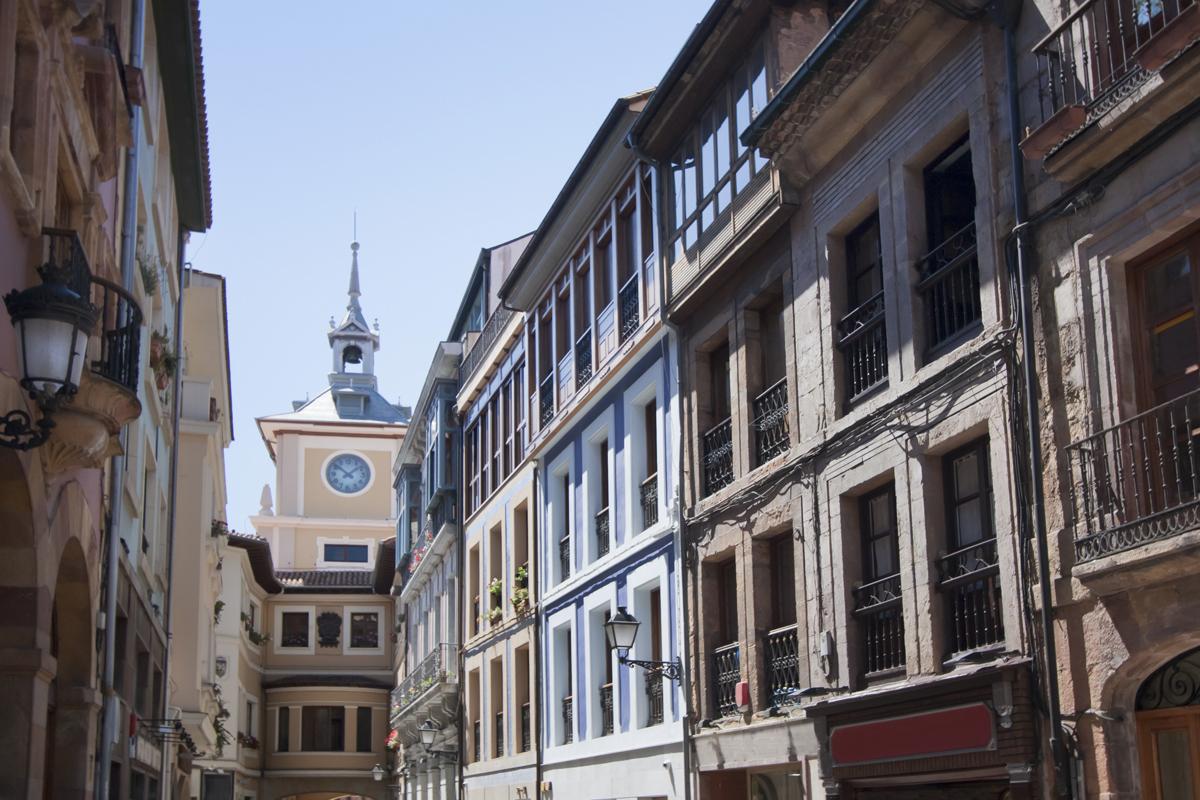 Visita guiada por el Oviedo antiguo.
