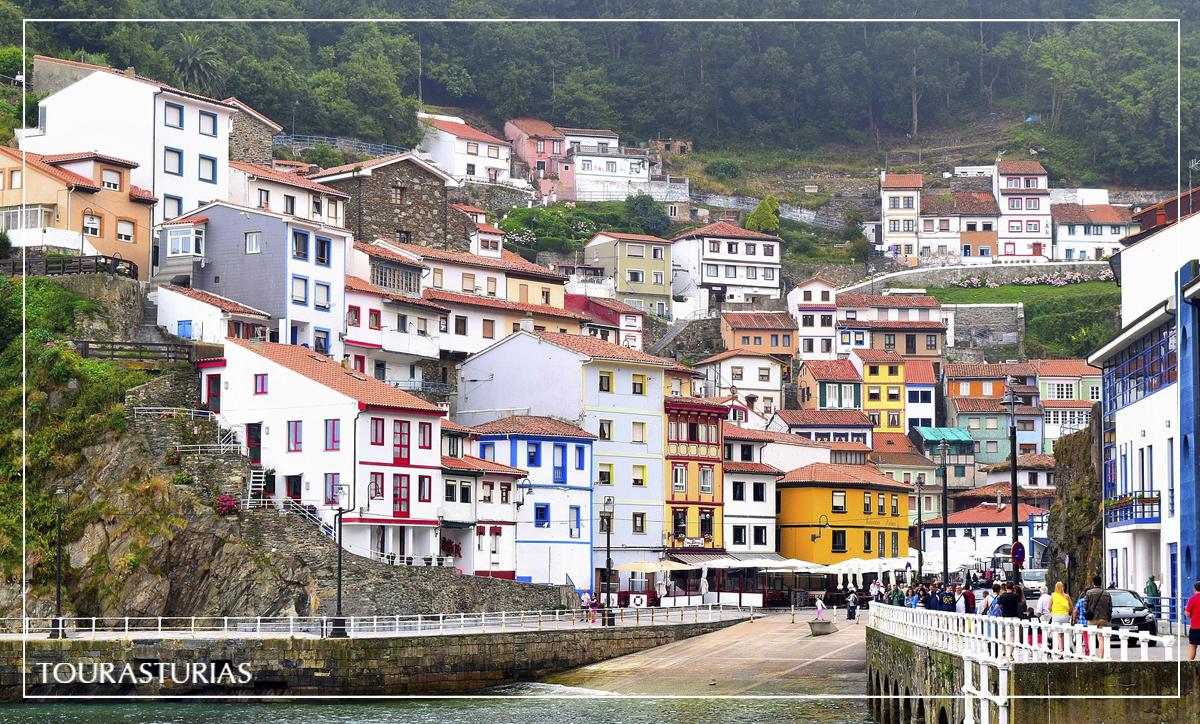 Visitar Cudillero en Asturias